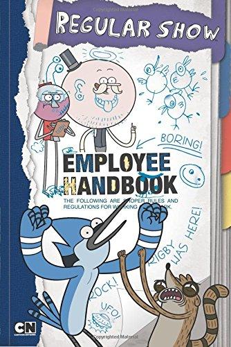 Employee Handbook (Regular Show) por Wendy Loggia