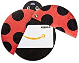 Amazon.de Geschenkgutschein in Geschenkschuber - 20 EUR (Marienkäfer)