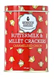 #8: Monsoon Harvest Buttermilk and Millet Crisp Baked Crackers, Caramelised Onion, 100g