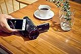 Sony FDR-AX53 Ultra HD 4K Compact Camcorder (HD 5-Axis Balanced Optical SteadyShot, 20x Optical Zoom, Wi-Fi and NFC), Black