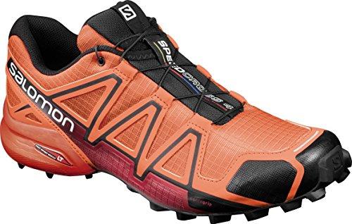 Salomon Speedcross 4, Scarpe da Trail Running Uomo Arancione