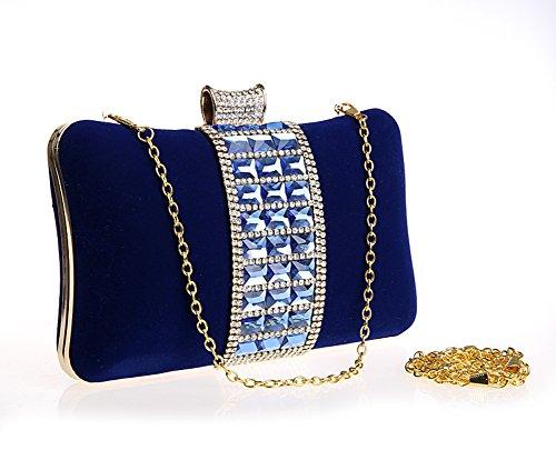 borse strass/Sposa frizione/pacchetto Sposato/pacchetto Cheongsam/borse da sera di alta qualità/borsa Ms.-F E