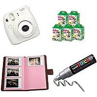Fujifilm Instax Box Mariage: 1 appareil photo instantané Fujifilm Instax Mini 8 + 100 pellicules + 1 feutre + 1 album photo