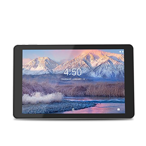 Yuntab A108 10.1 pollici quad core, Android Google Tablet PC, 1G + 16G, HD 800x1280, doppia fotocamera, batteria 5600 mAh, WiFi, GPS, G-Sensor, supporto SD / MMC / TF Card
