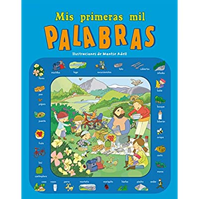 Mis primeras mil palabras / My first thousand words