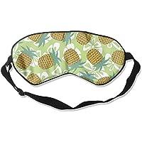 Comfortable Sleep Eyes Masks Flower Pineapple Pattern Sleeping Mask For Travelling, Night Noon Nap, Mediation... preisvergleich bei billige-tabletten.eu