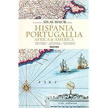 Atlas Maior - Hispania, Portugallia, America et Africa (Joan Blaeu Atlas Maior of 1665)