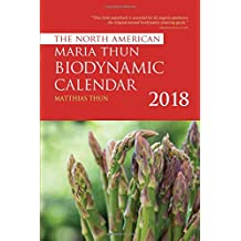 North American Maria Thun Biodynamic Calendar