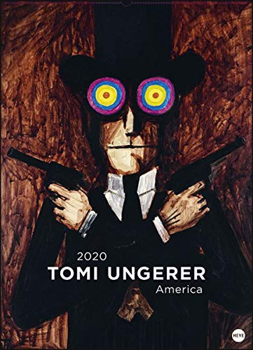 Tomi Ungerer Edition 2020 49x68cm