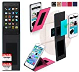 Amazon Fire Phone Hülle Tasche Cover Case Bumper | Pink | Testsieger