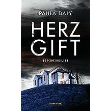 Herzgift: Psychothriller (German Edition)