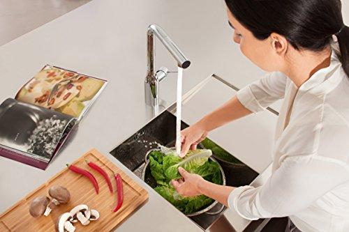 Grohe – Essence Küchenarmatur mit herausziehbarer Spülbrause - 2