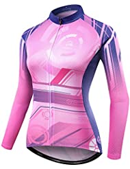 Cyclisme Jersey Maillot Ciclismo / Cyclisme Cyclisme Vélo Sportwear Long Sleeve