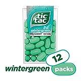 Tic Tac Big Pack Wintergreen (confezione da 12)