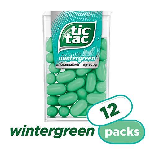 Tic Tac - Wintergreen (1x29g)