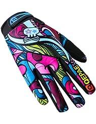 guantes ciclismo Sannysis Guantes Deportivos (L)