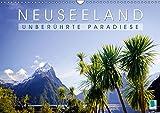 Neuseeland: unberührte Paradiese (Wandkalender 2019 DIN A3 quer): Neuseeland: Naturwunder der Maori (Monatskalender, 14 Seiten ) (CALVENDO Orte)