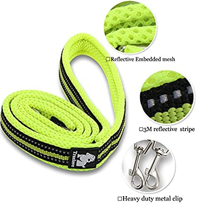 fiE FIT INTO EVERYWAY Range Of Front Side No Pull Dog Harness Outdoor Adventure 3M Reflective Pet Vest with Handle… 3