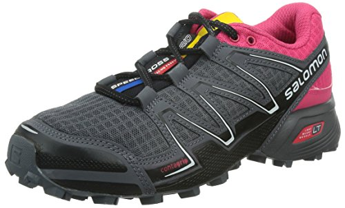 SalomonSpeedcross Vario - Zapatillas de Running para Asfalto Mujer ,