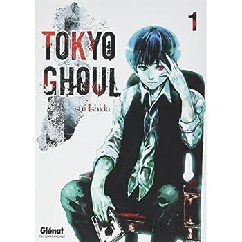 GLENAT TOKYO GHOUL PACK T1 T2 2017