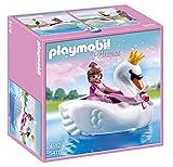 Playmobil Princesas - Princesa con barco cisne (5476)