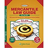 Padhuka's Mercantile Law Guide for CA CPT