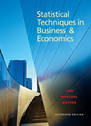 Statistical Techniques in BE por Lind