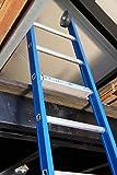 Safety-Click, Leitersicherung, Leiterhaken, SafetyClick TYP 1 für Bodenmontage