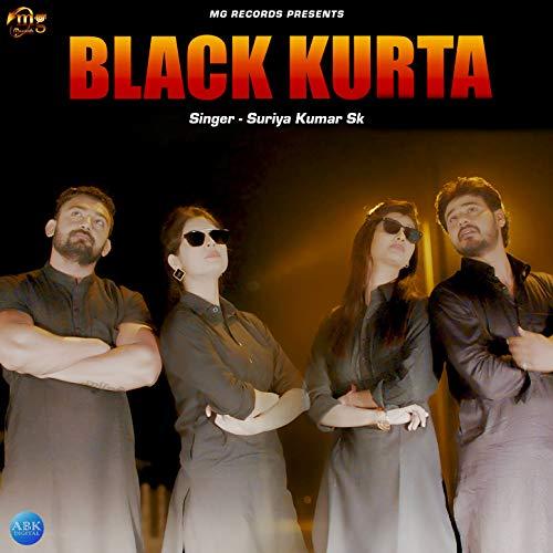 Black Kurta -