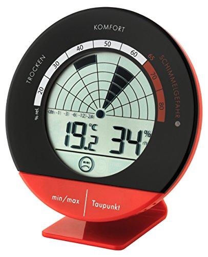 tfa-dostmann-30503221-radar-de-moho-termo-higrometro-rojo-wetterladen-edicion