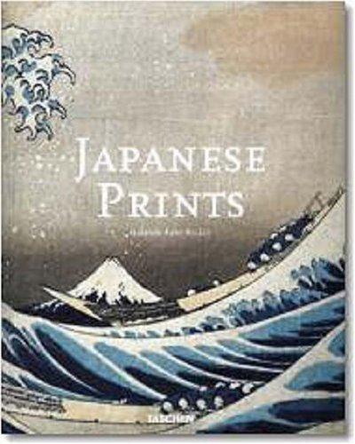 Japanese prints. Ediz. illustrata (Mid size) por Gabriele Fahr Becker