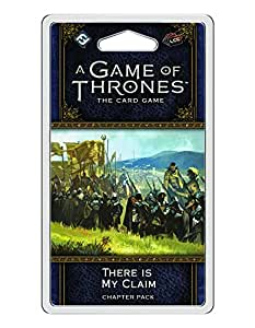 A Game of Thrones The Card Game - There Is My Claim Chapter Pack- English
