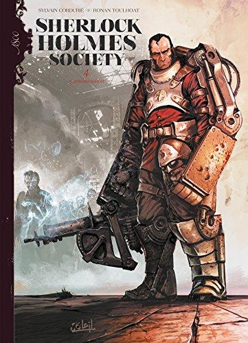 Sherlock Holmes Society T04 - Contamination