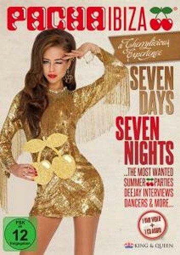 Pacha Ibiza - Seven days seven nights(+CD)