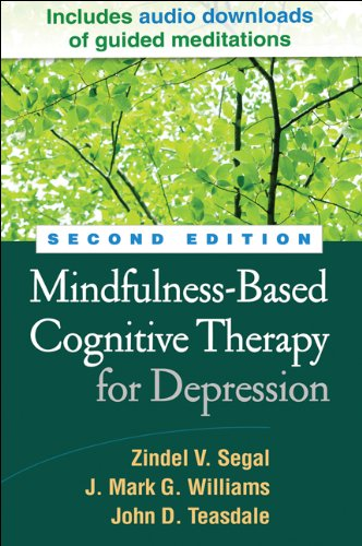 Mindfulness-Based Cognitive Therapy for Depression, Second Edition por Zindel V. Segal