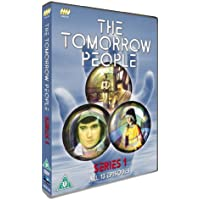 The Tomorrow People - Series 1 Box Set