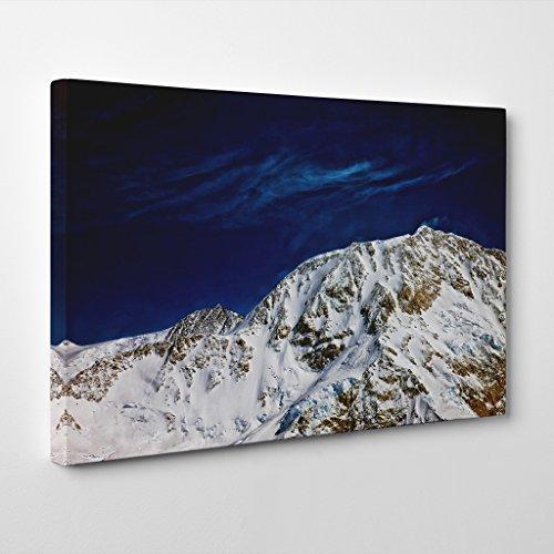 BIG Box Art Arty Pie Landscape Mountain Denali McKinley Mountain 1
