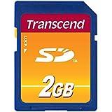TRANSCEND TS2GSDC SD 2GB Speicherkarte