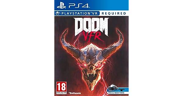 Doom VFR (PS4): Amazon co uk: PC & Video Games