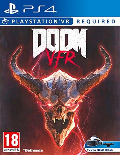 Doom VFR - PlayStation 4 [Edizione: Regno Unito]