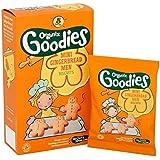 Goodies Organix Mini-Hommes En Pain D'Épice Célibataires...