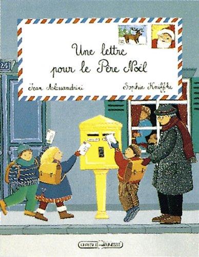 Une lettre pour le Père Noël par Jean Alessandrini