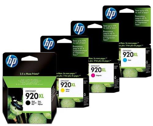 Preisvergleich Produktbild Multipack von HP für Officejet 7000 special Edition ( 4x XL Patronen Black,C,M,Y) Officejet7000 Tintenpatronen