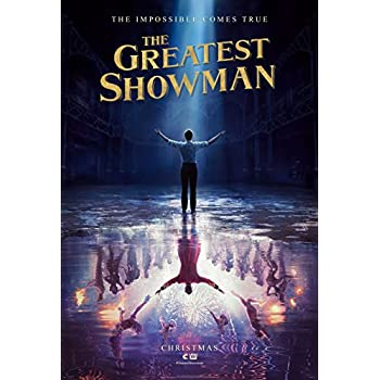 Image result for greatest showman poster