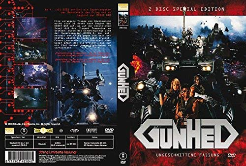 Bild von Gunhed - Uncut [Special Edition] [2 DVDs]