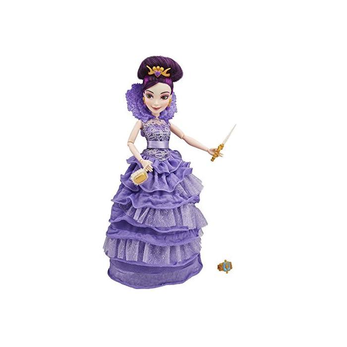 Disney Nachkommen Coronation Mal Isle of The Lost Puppe