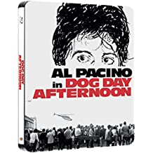 Dog Day Afternoon Steelbook UK Exclusive Limited Edition Steelbook Blu-ray Region Free