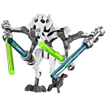LEGO Star Wars - General Grievous WHITE minifigure 2014 by LEGO