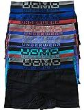 LisaModa 6er Pack Jungen Boxershorts Seamless Unterhosen mit Tribal Motiv