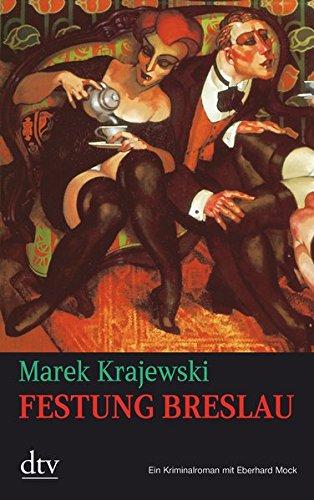 Festung Breslau: Kriminalroman